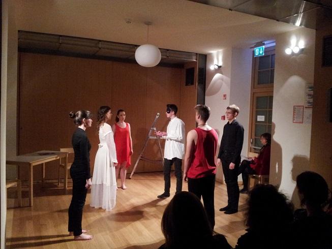 Francoska dramska skupina odhaja na mednarodni gledališki festival v Saint Malo