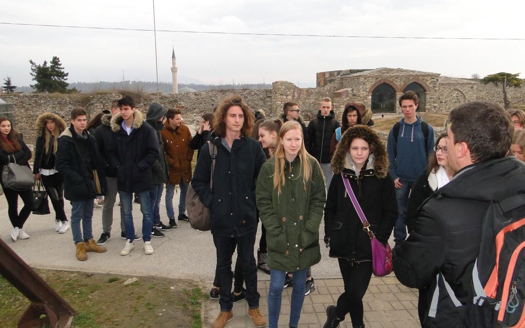 Izlet po Bolgariji, Grčiji, Makedoniji in Srbiji