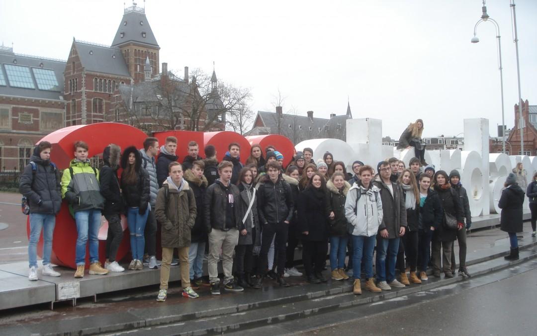 Utrinki z ekskurzije v Nemčiji in na Nizozemskem