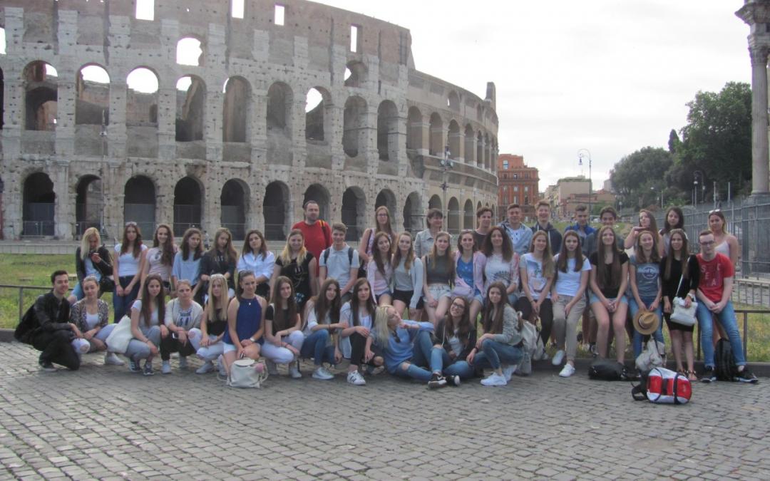 Ekskurzija v Italijo  (17. 6.–23. 6. 2016)