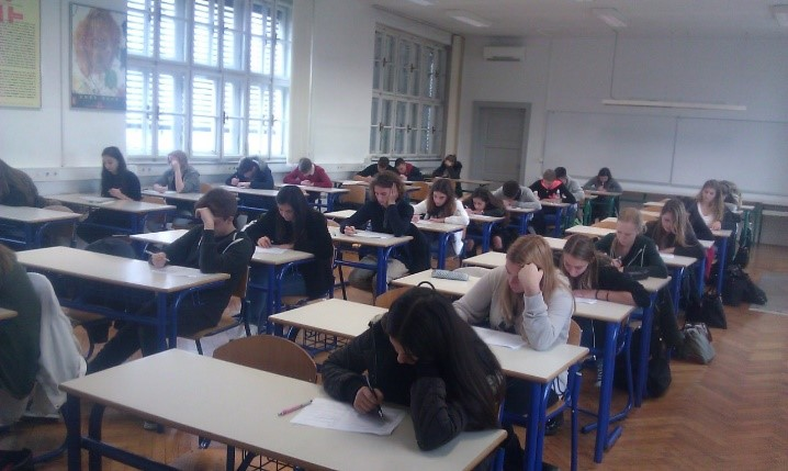 Rezultati šolskega tekmovanja v znanju o sladkorni bolezni 2016/17