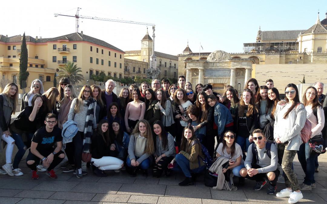 Vtisi z izmenjave s špansko šolo iz Córdobe (16.-23. 2. 2017)