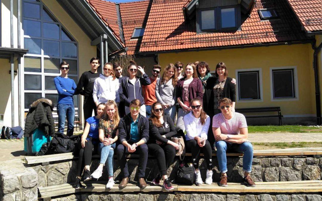 Intenzivna priprava na izpit za Nemško jezikovno diplomo (DSD II) v Radencih ob Kolpi