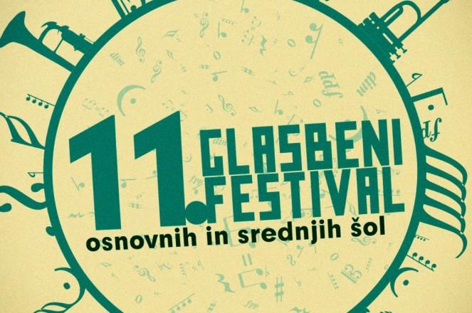Maja Tasić iz 1. D zmagala na 11. Glasbenem festivalu osnovnih in srednjih šol