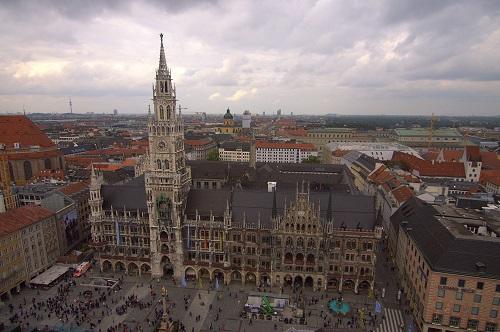 Vabilo na ekskurzijo v Nemčijo