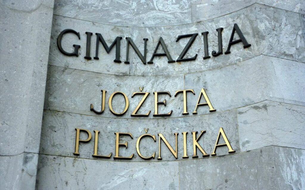 GJP na predstavitvenem portalu slovenskih srednjih šol