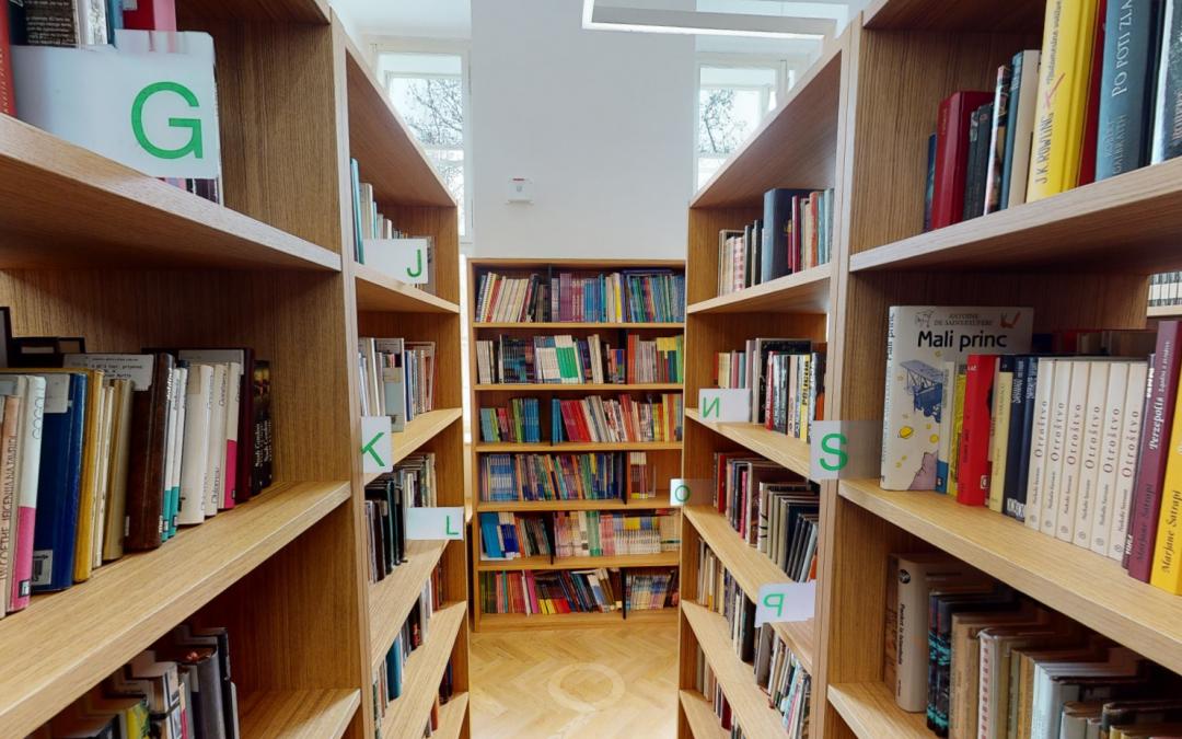 Novosti v šolski knjižnici – junij 2021