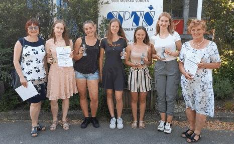 Eno zlato in tri srebrna priznanja na državnem tekmovanju mladih raziskovalcev