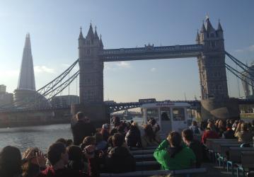Ekskurzija v London 4.-7. 3. 2013