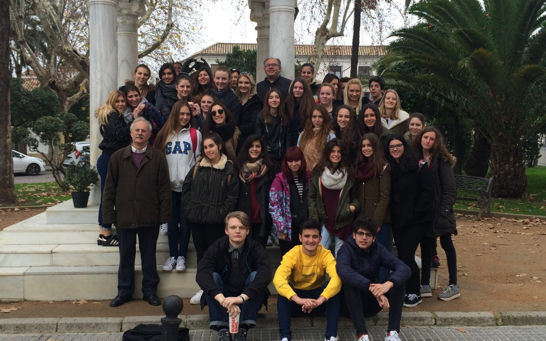 Vtisi z izmenjave s špansko šolo (4–11. 2. 2016)