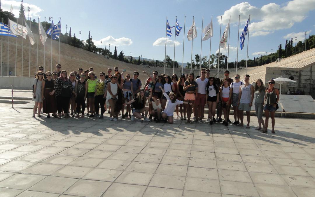 Maturantski izlet po Bolgariji, Grčiji, Makedoniji in Srbiji