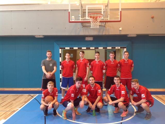 Srednješolska košarkarska liga 1. krog