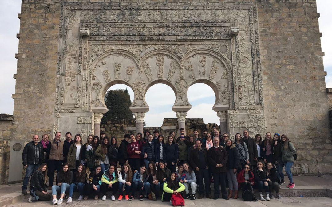 Izmenjava s špansko šolo iz Kordove
