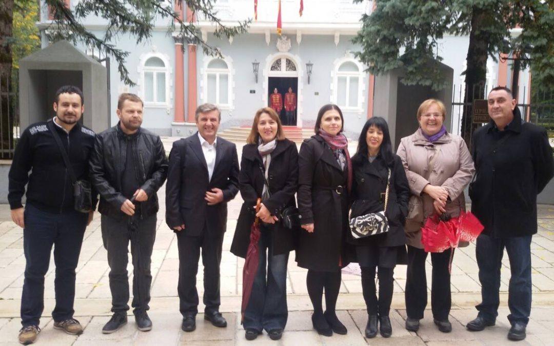 Drugo srečanje gimnazij glavnih mest regije