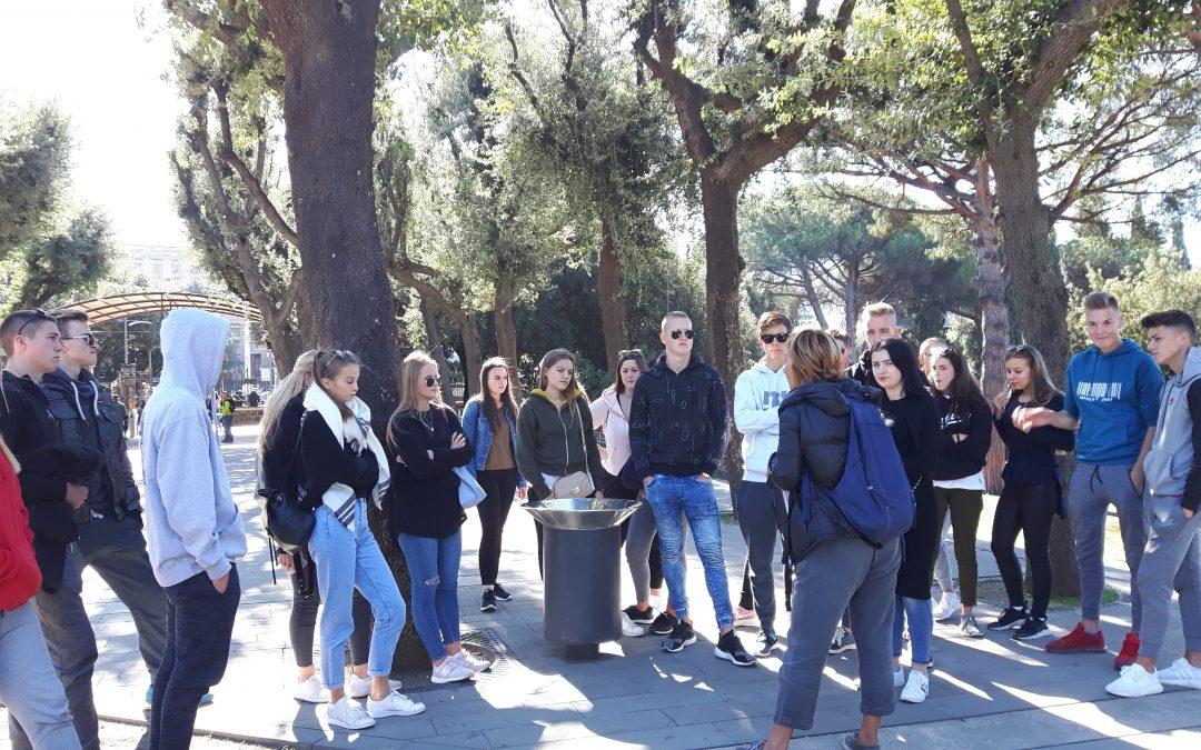 Jesenske počitnice smo preživeli na Siciliji