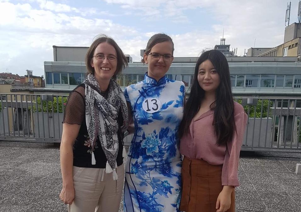 Pia Pajnič prva na državnem tekmovanju iz kitajščine