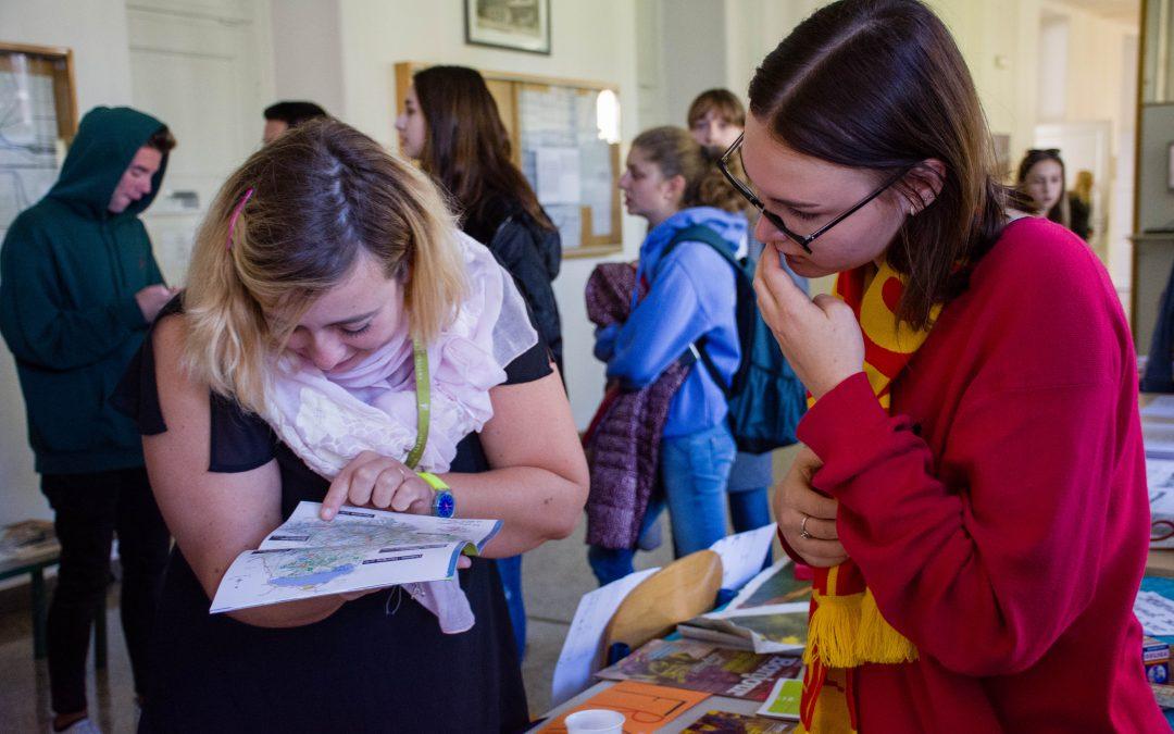 Izmenjevalnica jezikov in koncert ob dnevu jezikov – 28. 9. 2018