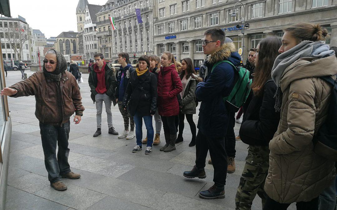 Interdisciplinarna ekskurzija (geografija, zgodovina, nemščina in francoščina) Pariz in severna Nemčija, 8.–12. 2. 2019