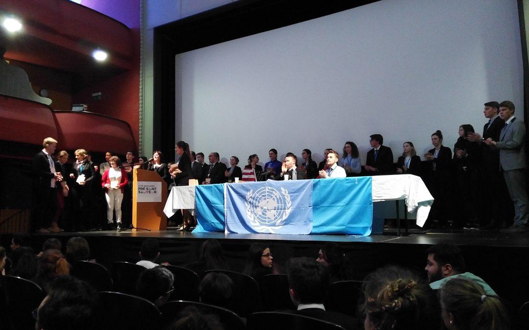 Evropski projekt Simul'ONU – zaključno projektno srečanje