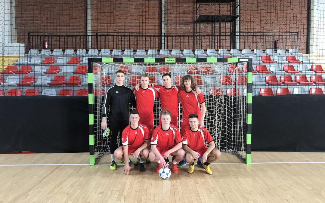 Uspeh šolske nogometne ekipe