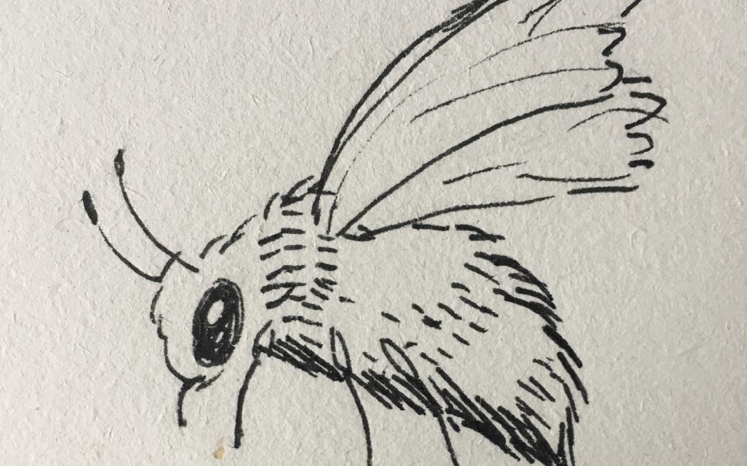 Vabilo k skupni razstavi risb čebel