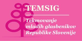 Zlato na tekmovanju mladih slovenskih glasbenikov Republike Slovenije